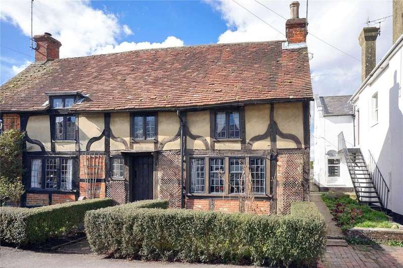 2 Bedrooms Semi Detached House for sale in London Road, Holybourne, Alton, Hampshire