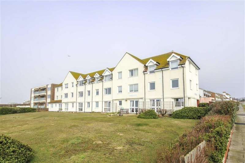 2 Bedrooms Retirement Property for sale in Merryfield Court, Marine Parade, Seaford