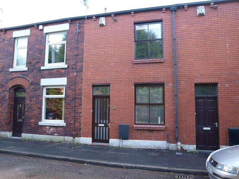 2 Bedrooms Terraced House for sale in Dale Street, Belfield, Rochdale, OL16 2YA