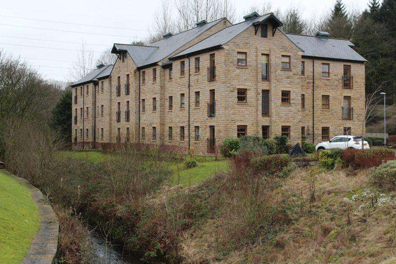 2 Bedrooms Apartment Flat for sale in Paperhouse Close, Norden, Rochdale, OL11 5LR