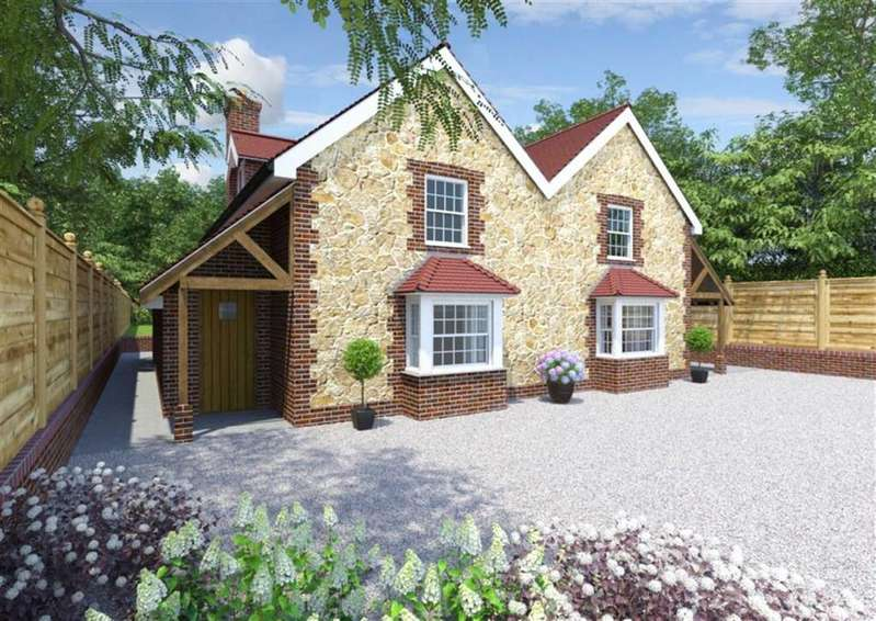 2 Bedrooms Semi Detached House for sale in Pine Cottages, Liss Forest, Hampshire, GU33