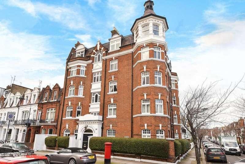 2 Bedrooms Flat for sale in Hurlingham Road, Fulham