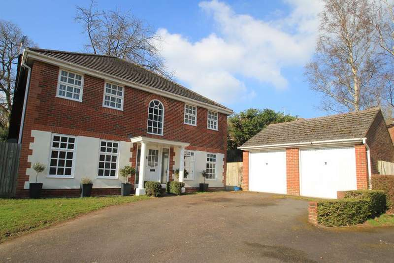 5 Bedrooms Detached House for sale in Joyce Close, Cranbrook, Kent, TN17 3LZ