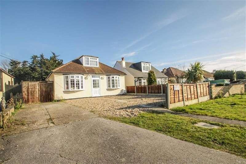2 Bedrooms Detached Bungalow for sale in Halstead Road, Kirby Cross