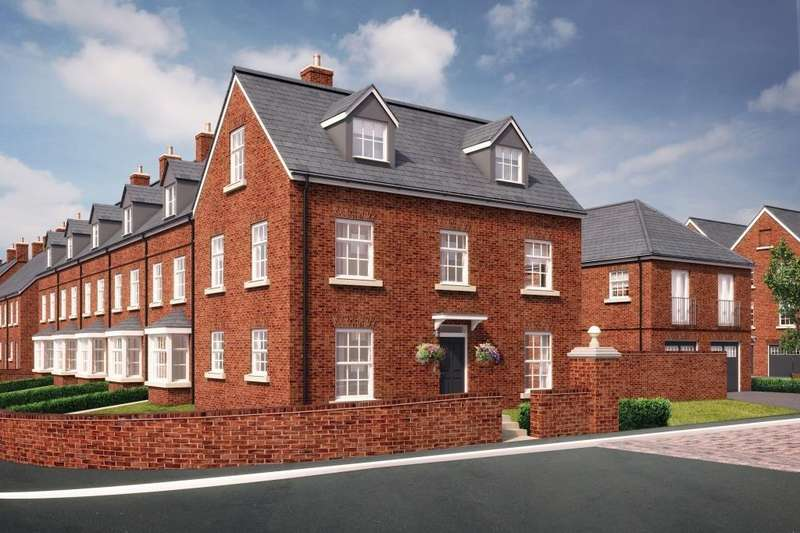 4 Bedrooms Town House for sale in Ottery St Mary