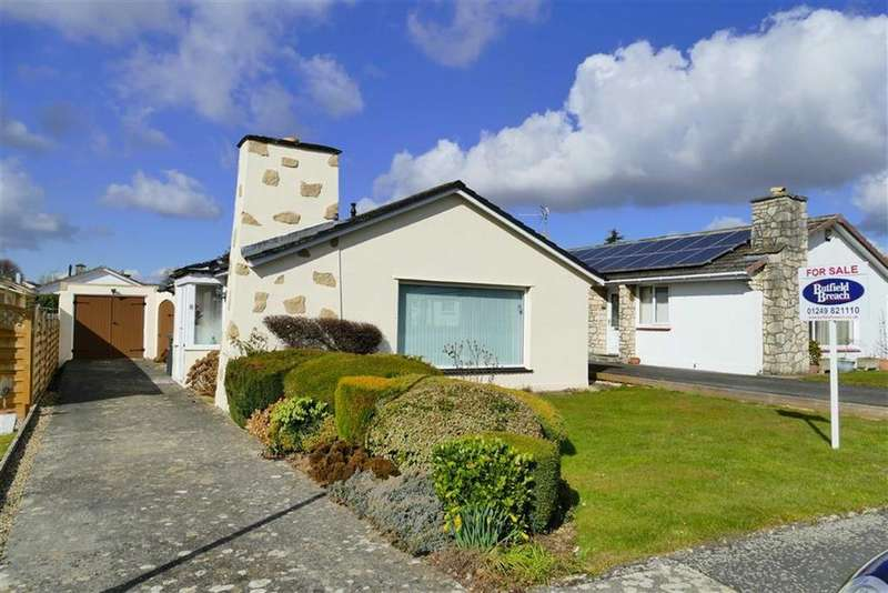 3 Bedrooms Detached Bungalow for sale in Downland Road, Calne
