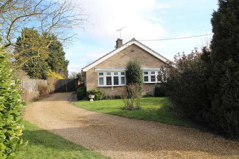 3 Bedrooms Detached Bungalow for sale in Eldo Road, West Row, Suffolk