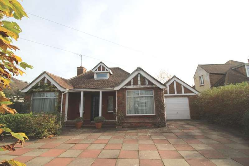 2 Bedrooms Detached Bungalow for sale in Eastbourne Road, Willingdon, Eastbourne BN20
