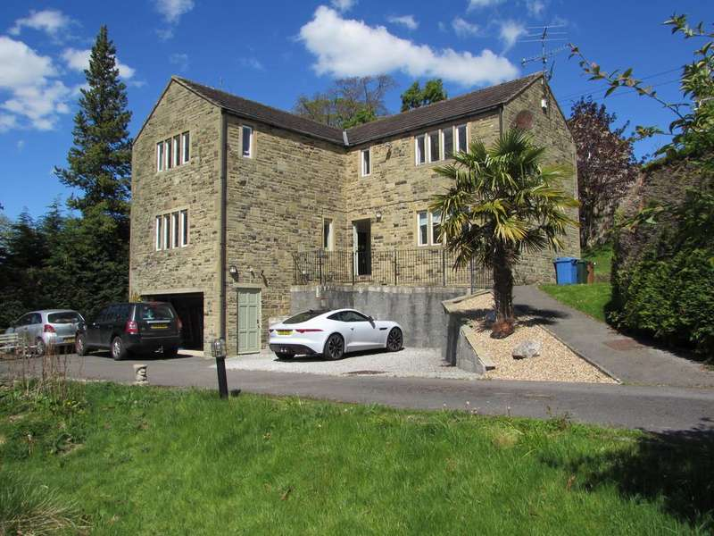 3 Bedrooms Detached House for sale in Park View , Skipton BD23