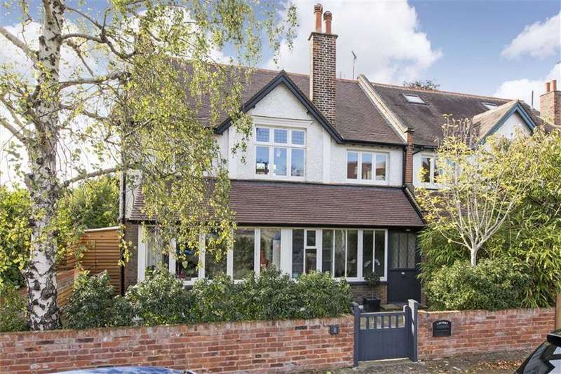 5 Bedrooms Semi Detached House for sale in Akehurst Street, Putney, SW15