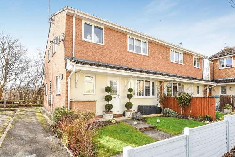 2 Bedrooms House for sale in Miles End, Aylesbury, HP21