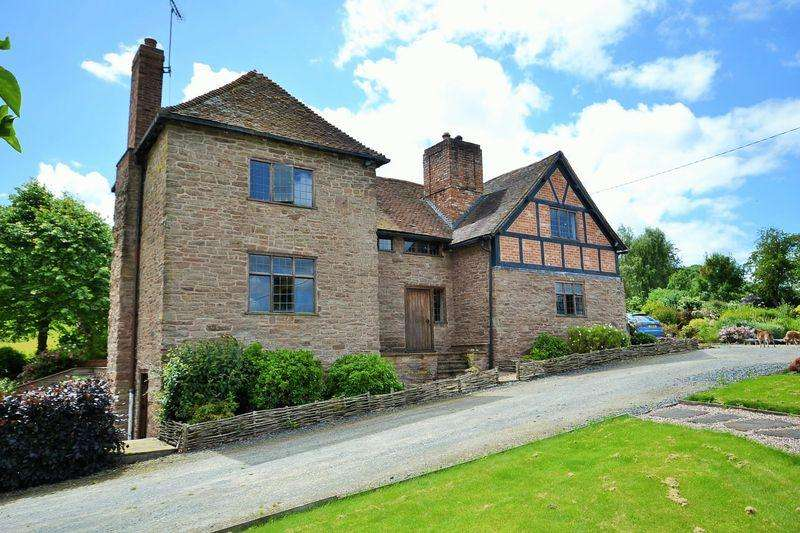 4 Bedrooms Detached House for sale in St Michaels, Tenbury Wells