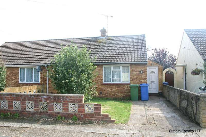 2 Bedrooms Semi Detached Bungalow for sale in Sittingbourne, Kent ME10