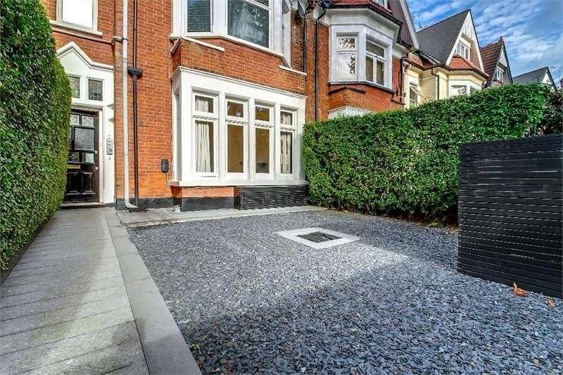 2 Bedrooms Flat for sale in Blenheim Gardens, London