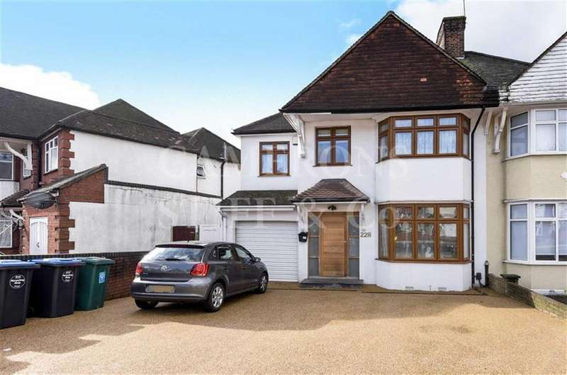 6 Bedrooms Semi Detached House for sale in Chamberlayne Road, Queens Park, London, NW10
