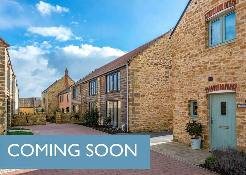 4 Bedrooms End Of Terrace House for sale in 17A Old Farm Walk, Merriott, Somerset