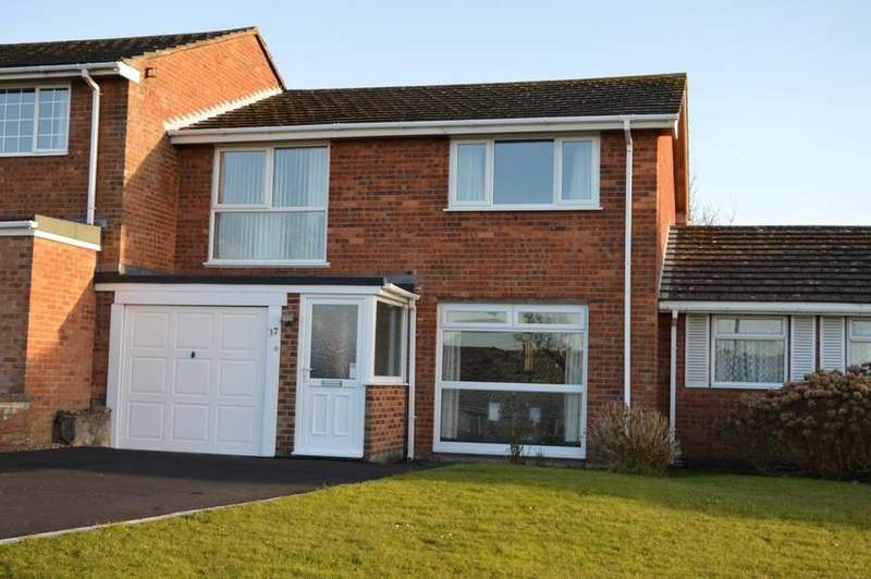4 Bedrooms Terraced House for sale in Burnham Drive, Bleadon Hill