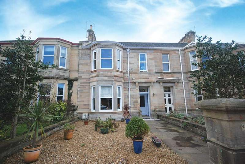 5 Bedrooms Town House for sale in 45 Bellevue Crescent, Ayr, KA7 2DP