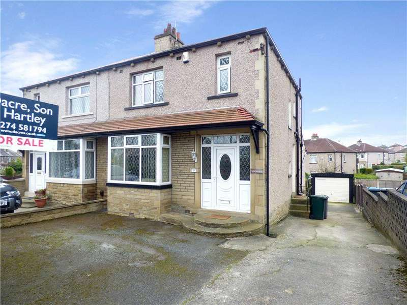 3 Bedrooms Semi Detached House for sale in Pullan Avenue, Bradford, West Yorkshire