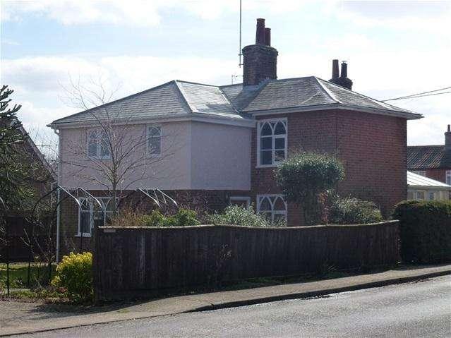 3 Bedrooms Detached House for sale in Woodbridge Road, Bredfield, Woodbridge
