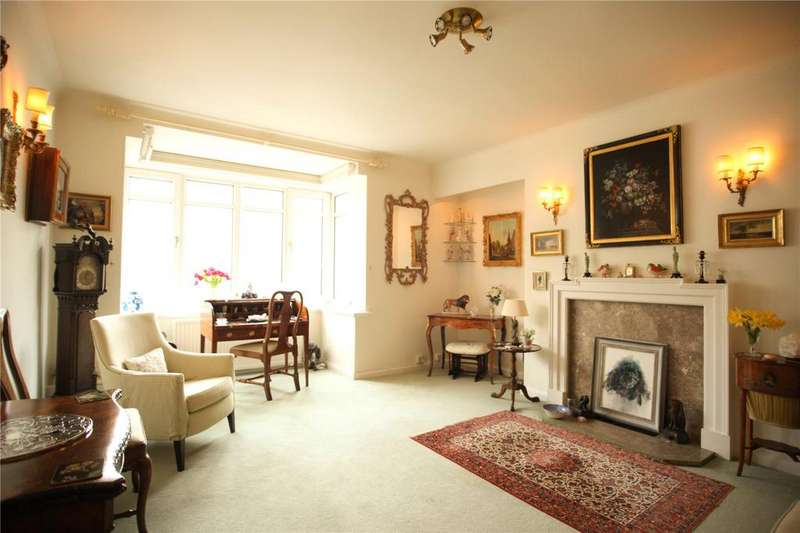 2 Bedrooms Flat for sale in Radnor Lodge, Sussex Place, W2