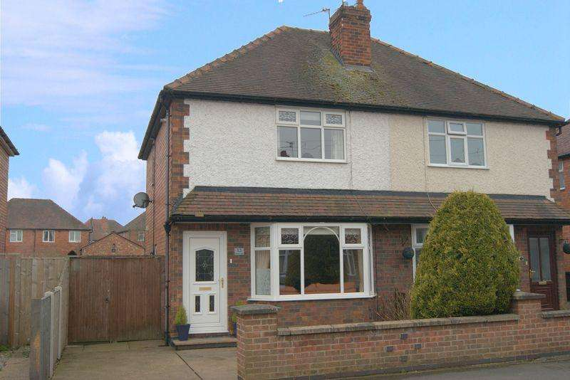 2 Bedrooms Semi Detached House for sale in Marton Road, Newark