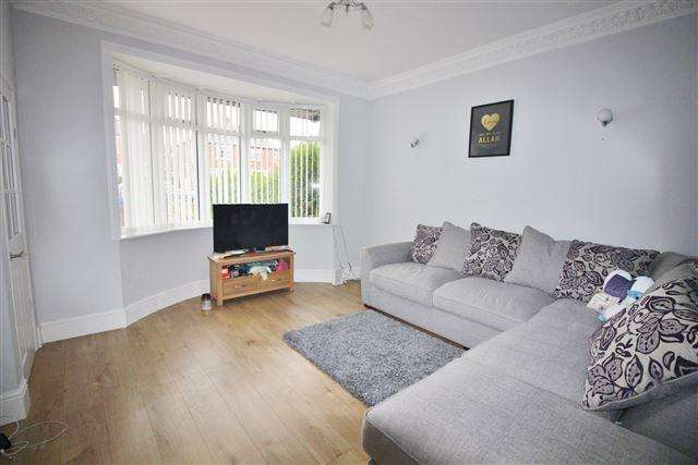 3 Bedrooms Semi Detached House for sale in Handsworth Avenue, Handsworth, Sheffield, S9 4BW