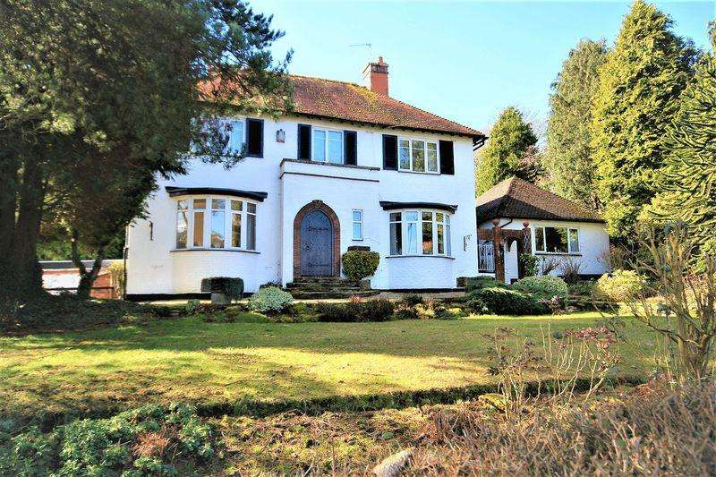 3 Bedrooms Detached House for sale in Tarporley Road, Whitchurch