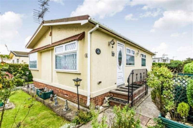 2 Bedrooms Park Home Mobile Home for sale in The Paddock, Whitehaven Park, Ingoldmells