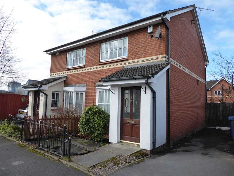 2 Bedrooms Semi Detached House for sale in Fenside Road, Sharston, Manchester