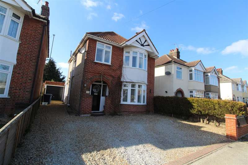 4 Bedrooms House for sale in Princethorpe Road, Ipswich