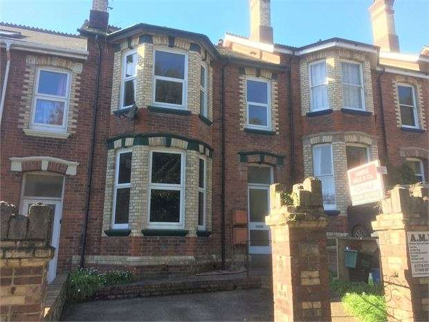 1 Bedroom Ground Flat for sale in Knowles Hill Road, Knowles Hill, Newton Abbot, Devon. TQ12 2PH