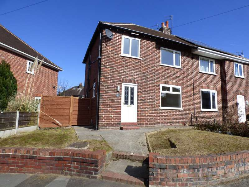 3 Bedrooms Semi Detached House for sale in Deneside Crescent, Hazel Grove, Stockport, SK7