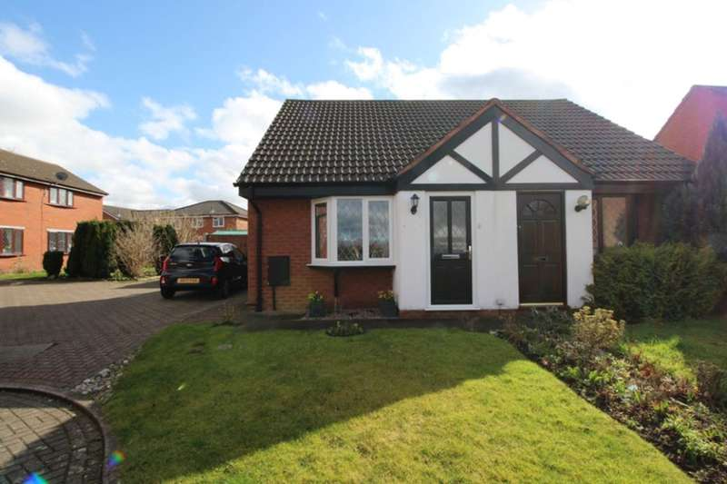 1 Bedroom Semi Detached House for sale in Audlem Drive, Northwich, CW9