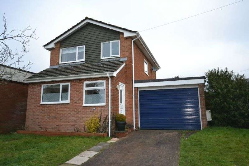 3 Bedrooms Detached House for sale in WINCHESTER CLOSE, FENITON
