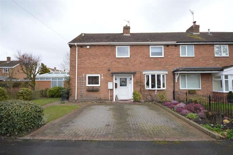 3 Bedrooms Semi Detached House for sale in The Green, Coleshill, Birmingham
