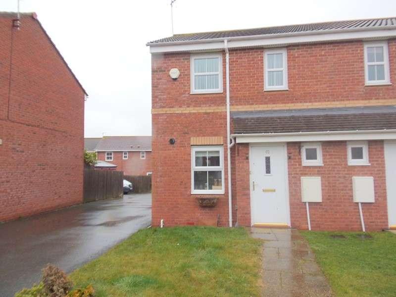 2 Bedrooms Property for sale in Parkside Gardens, Widdrington, Morpeth, Northumberland, NE61 5RP
