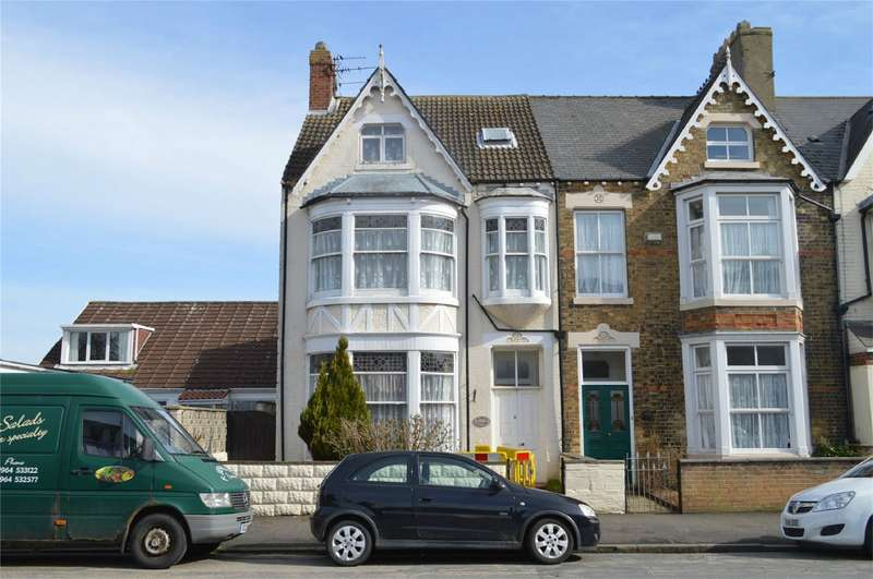 4 Bedrooms End Of Terrace House for sale in 4 Railway Street, HORNSEA, East Riding of Yorkshire