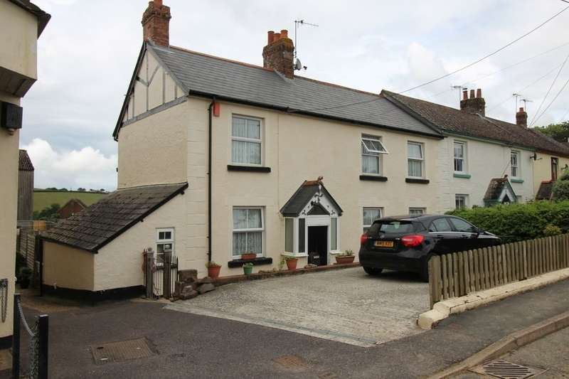3 Bedrooms Semi Detached House for rent in Tedburn St. Mary, Exeter, EX6