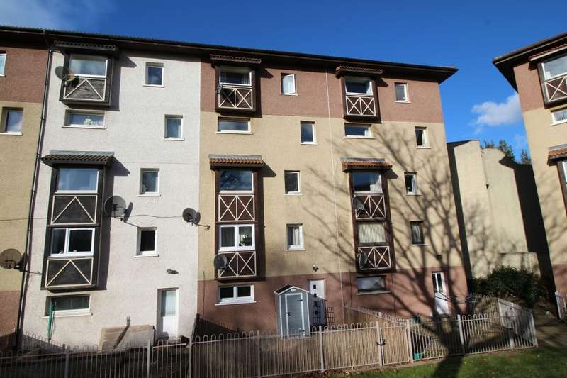 2 Bedrooms Flat for sale in Lulworth Court, Dundee, DD4