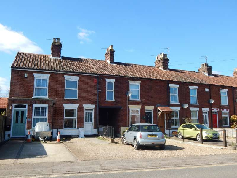 3 Bedrooms Cottage House for rent in Spixworth Road, Old Catton, Norwich