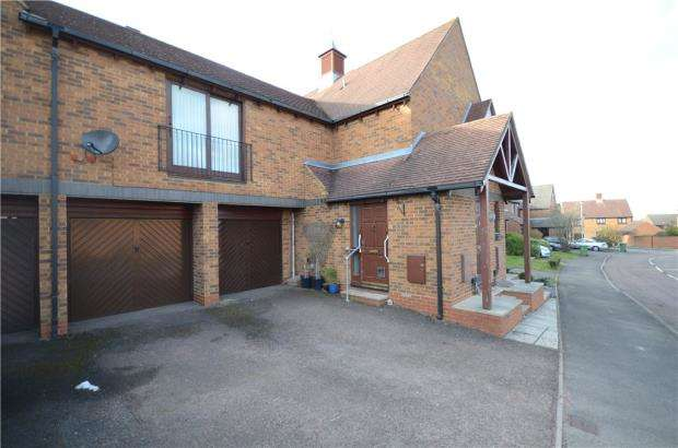 2 Bedrooms Maisonette Flat for sale in Top Common, Warfield, Berkshire