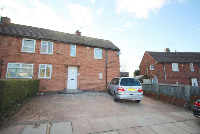3 Bedrooms Semi Detached House for rent in Greenacre Drive, Leicester, LE5