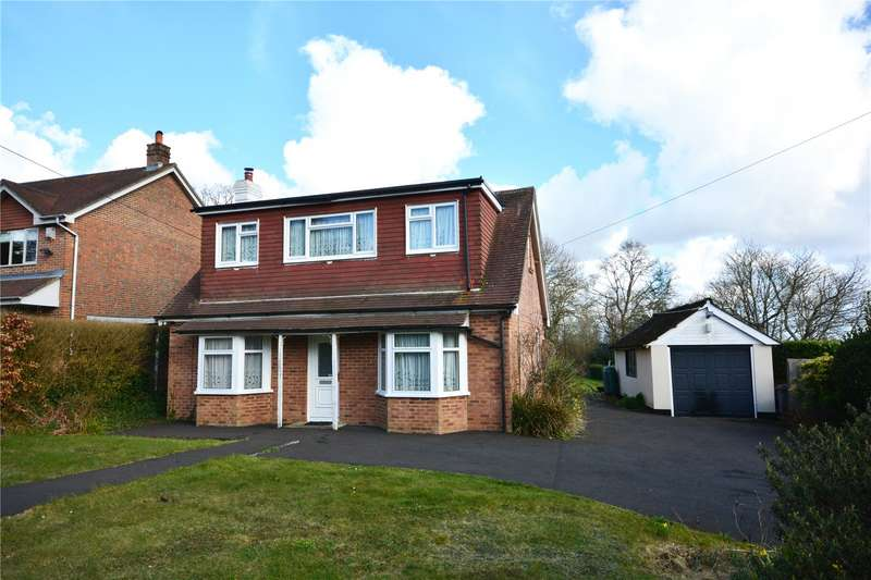 4 Bedrooms Detached House for sale in Danes Road, Awbridge, Romsey, Hampshire, SO51