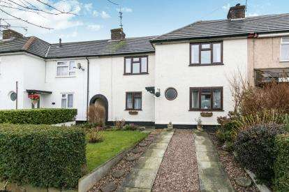 3 Bedrooms Terraced House for sale in Parkside Road, Bebington, Wirral, CH63