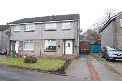3 Bedrooms Semi Detached House for sale in Glenmore Drive, Bonnybridge