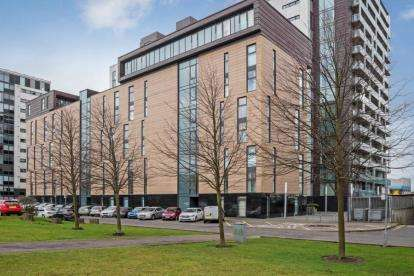 1 Bedroom Flat for sale in Glasgow Harbour Terraces, Glasgow Harbour