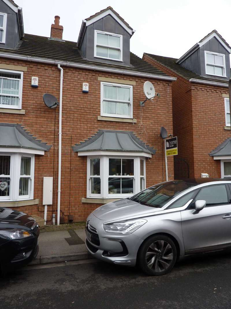 3 Bedrooms Town House for sale in Robey Court, Robey Street