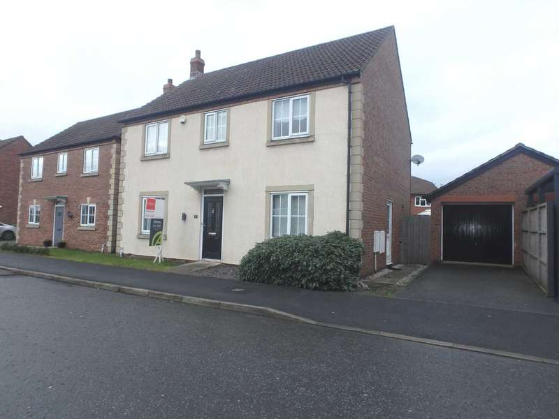 4 Bedrooms Detached House for sale in Lytham Close, Great Sankey