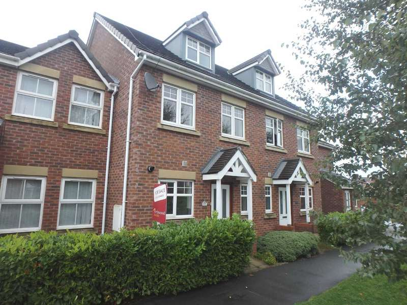 4 Bedrooms Town House for sale in Regency Square, Warrington